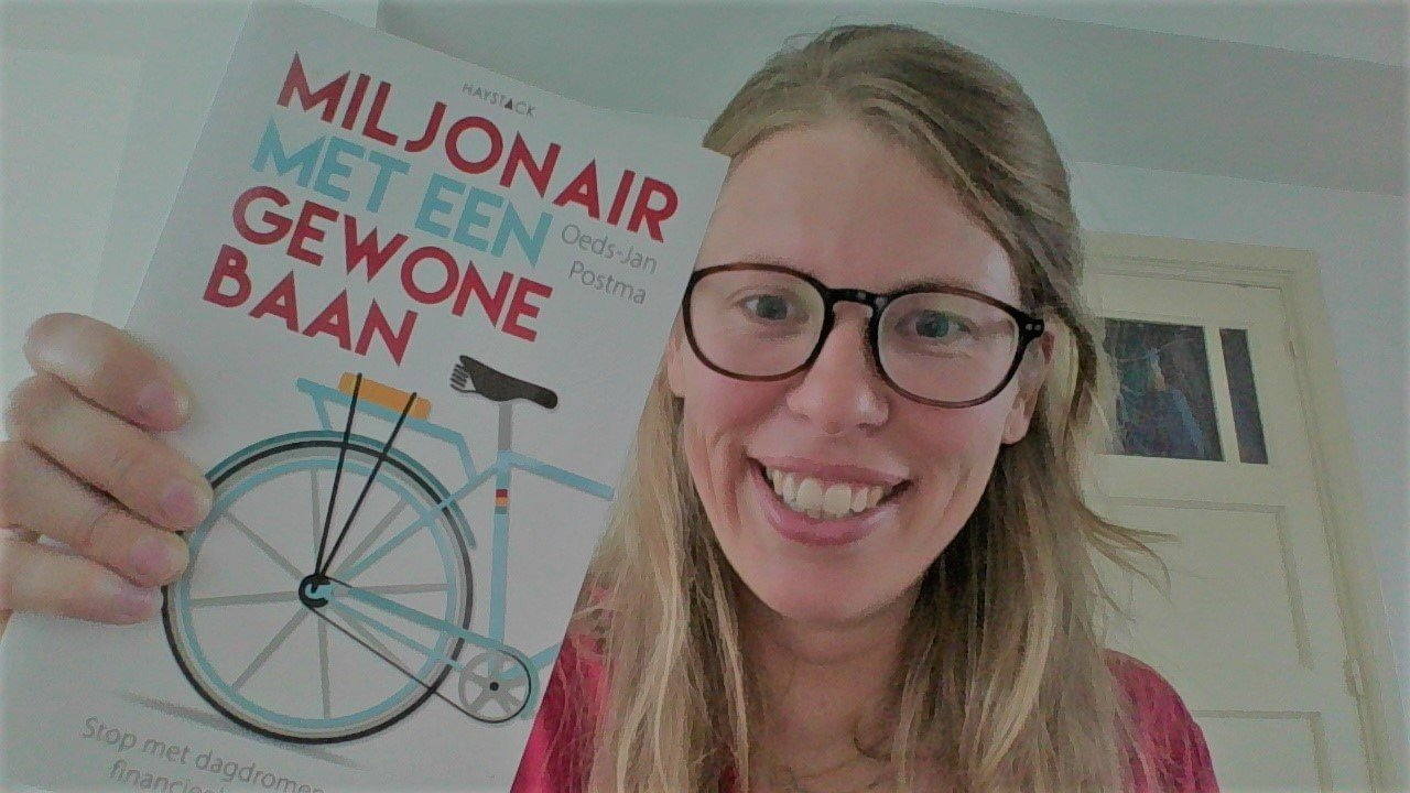 Miljonair met een gewone baan - boekreview