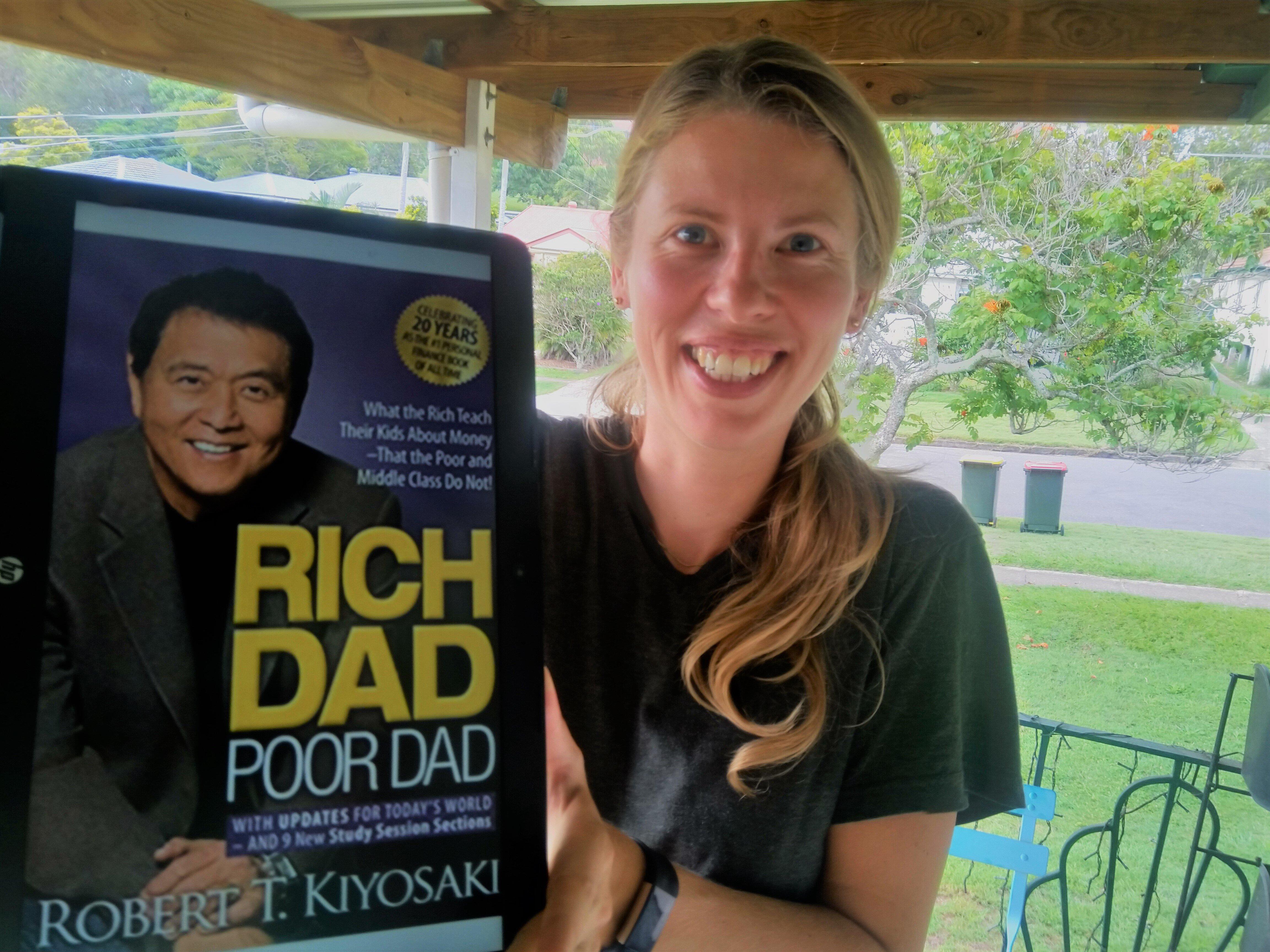 Boekreview: Rich Dad Poor Dad