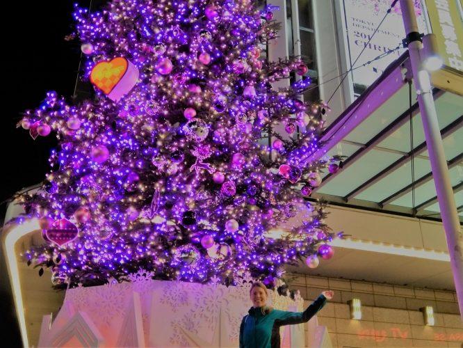 Jaarplan opstellen kerstmis in tokio